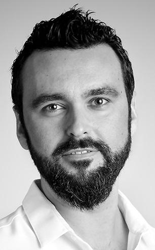 Fabrice PASTOR - IRLES Portrait